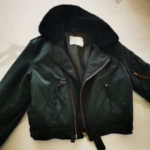 Vintage real military aviator JKT rate!
